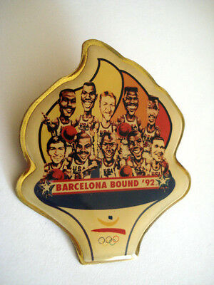 Pins Rare Barcelona Bound 92 Jeux Olympiques