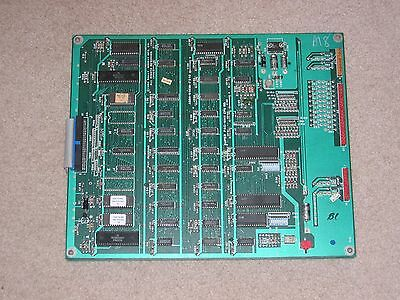 SUPER PAC-MAN Arcade Game PCB Board with High Score Save - 100% Working