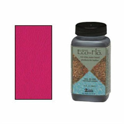 ECO FLO -  CHERRY RED ALL IN ONE STAIN - 4.4 oz (132 ml)  -  FREE SHIPPING!