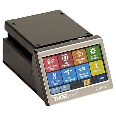 Thorlabs CLD 1015 LD and Temperature Controller with Mount
