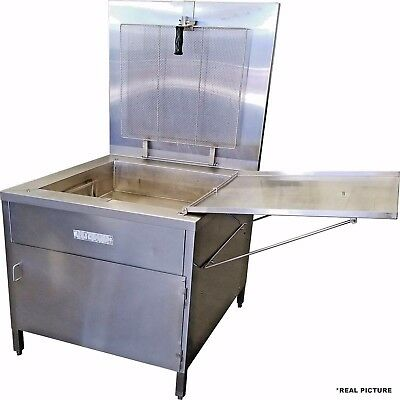 Lucks Standard Gas Donut Fryer Mod. G2424