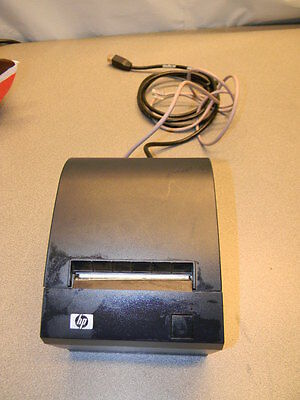 Hewlett Packard Thermal Reciept Printer 490564-001, W 2 Cables (430502-001)