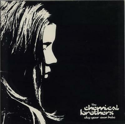 Chemical Brothers Dig Your Own Hole - EX UK 2-LP vinyl record (Double Album)
