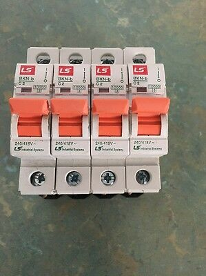 Circuit Breakers 2amp LS BKN-b Electrical