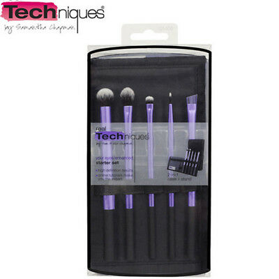 PRO Real Techniques Makeup Brushes Core Collection/Starter/Travel Essentials Set