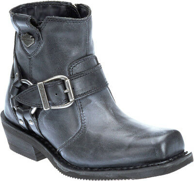 Harley-Davidson® Women s Newhall Motorcycle Riding Boots | Smoke