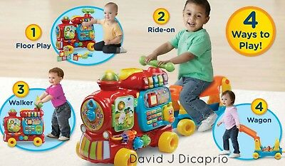 (NEW) VTech Sit-to-Stand Ultimate Alphabet Train