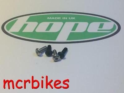 HOPE Master Cylinder Cap Bolts High Tensile/ Stainless Steel Hydraulic Brake