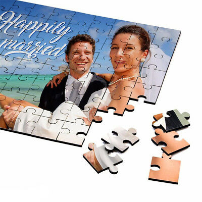 Personalized Printed Your Photo Jigsaw Puzzle Custom Photo Birthday Gift