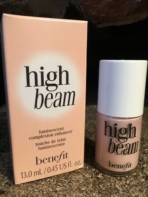 Benefit - 'High Beam' highlighter Full Size 13ml BNWB **Authentic**