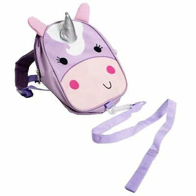 Red Kite Pink Unicorn Toddler Back Pack with Rein 12m+