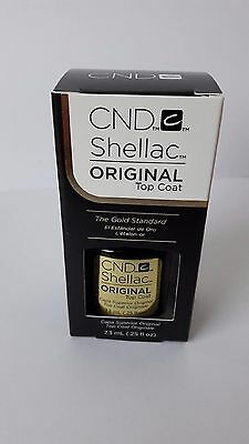 CND Shellac Top 7,3ml Original