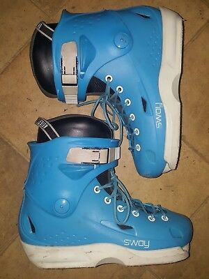 USD Sway PB inline skates boot only aggressive roller blades