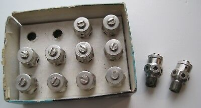 Lot of 12 Vintage NOS Flair Automatic Air Valves VH200301 Steam Boiler HVAC ??