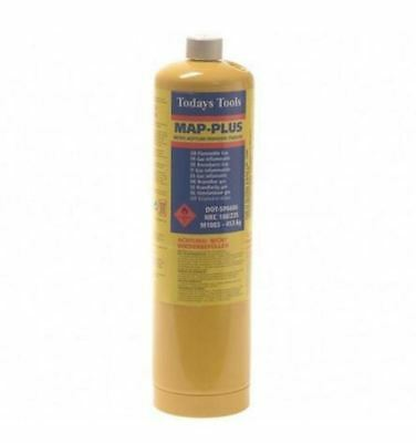Today's Tools Yellow Map Gas Plus Cylinder 453g