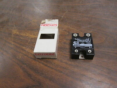 Crydom Solid State Relay D4840 Input:3-32VDC Output:480VAC 40A New Surplus