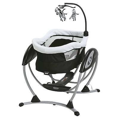 Graco® DreamGlider™ Gliding Swing and Sleeper Baby Swing - Zink