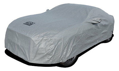 New 2005-2017 Ford Mustang 4-Layer Outdoor Car Cover - Gray