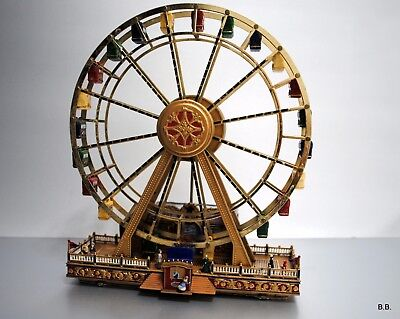 Nostagie Riesenrad aus Gold Label Collection > Spieluhr Worlds Fair Ferris Wheel