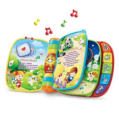 VTech Musical Rhymes Book ( Free shipping )