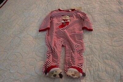 TWO Christmas outfits  Size 6-9 months