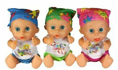 Early Moments Baby Doll Vinyl Silicone Reborn Baby Handmade Realistic