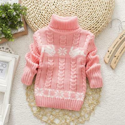 Children's Sweater Boys and Girls Long Sleeved Tops