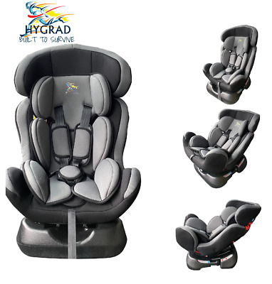 G4RCE 3 in 1 Child Baby Toddler Kids Car Safety Booster Seat Group 0 1 2 0-25 KG