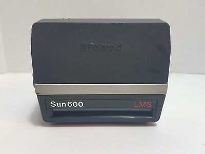 Poloroid Sun 600 Land Camera LMS Instant Film Camera Vintage