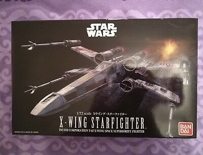 X Wing Starfighter