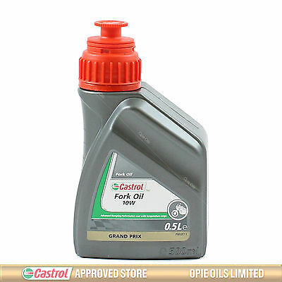 Castrol 10w Fork Oil - 500ml