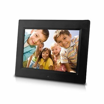 Sungale CD802 8-Inch Digital Photo Frame multimedia player 5 star product (Bl...