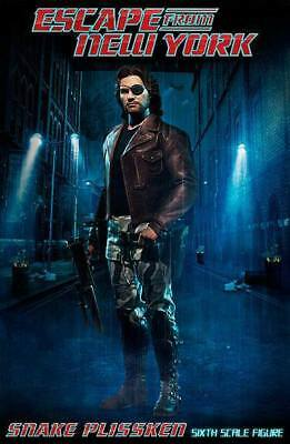 Sideshow Escape From New York Snake Plissken Sixth Scale Figure - Russell