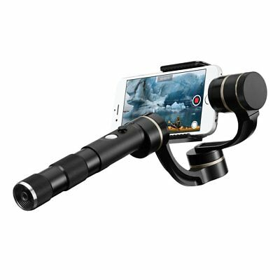 Feiyu G4 Pro 3-Axis Handheld Stabilizer for Smartphones w Joystick & 360 Degrees