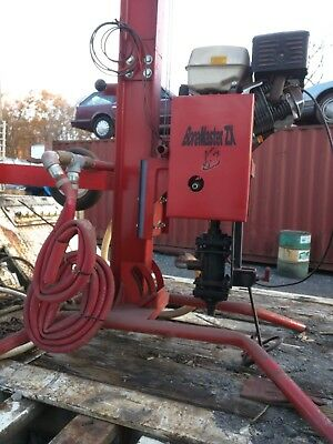 Well Drilling rig, machine, equipment BoreMaster ZX
