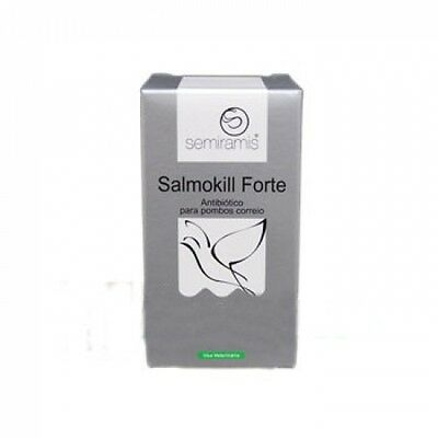 Pigeon Product - Salmokill Forte by Ibercare for Racing Pigeons