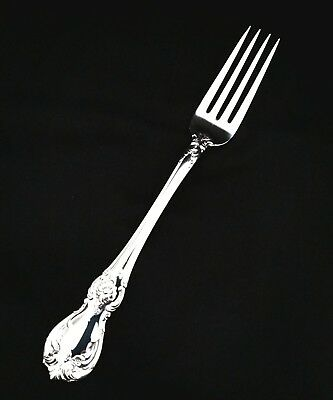 """Towle Old Master Sterling Silver True Dinner Fork -7 3/4"""" 10 available"""