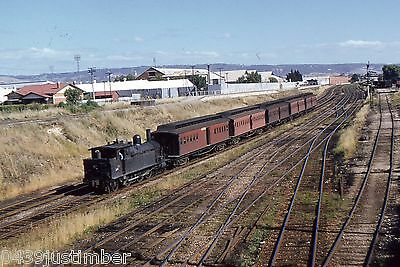 South Australian Railways Steam..F Class Tank Engine..Adelaide Suburban Service