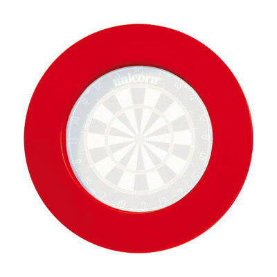 Unicorn Surround - Pro Heavy Duty Dart Board - Red