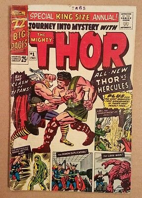 Thor #1 Special King Size Annual