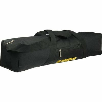 """Ruggard Padded Tripod Case 22"""", Black with Yellow Embroidery"""
