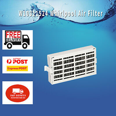 Whirlpool Refrigerator Air Filter Replacement for W10311524 AIR1