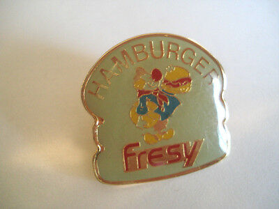 Pins Rare Hamburger Fresy Fast Food Cirque Circus