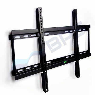 Slim TV Wall Mount Bracket 32 40 42 46 47 50 52 55 60 65 70 LCD LED Plasma VESA
