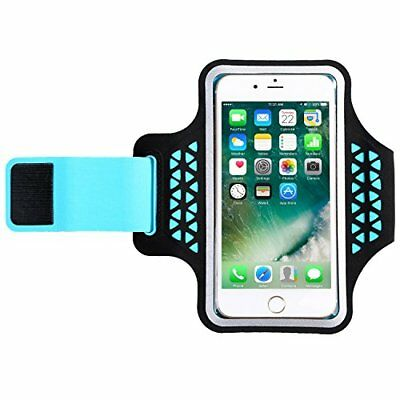 Hicarer Phone Armband Cell Phone Arm Holder 5.7 Inches Smart Phone Arm Case for