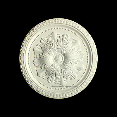 45cm Diameter, Lightweight Ceiling Rose (made of strong resin not polystyrene)
