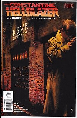 Vertigo Comics - Hellblazer - #214 Jan 2006
