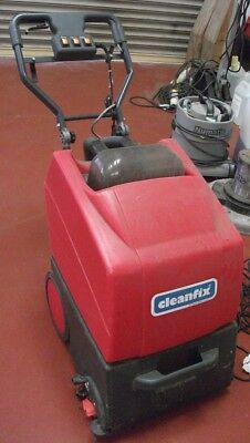 Cleanfix RA410 Flooring Cleaning Machine - Scrubbing and Vacuum
