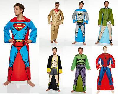 Lounger Blanket With Sleeves Chill Out Wear (Various Characters)