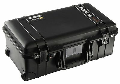 Pelican Air 1535 Case With Padded Dividers Black